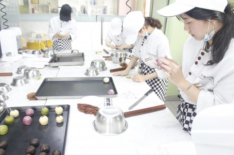 赣州烘焙培训,赣州烘焙培训学校